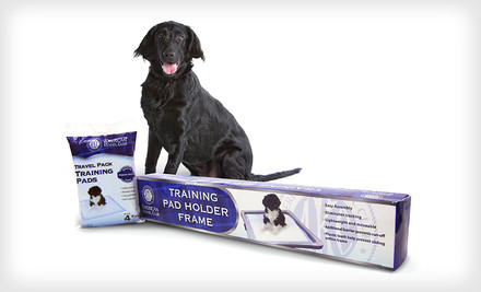$19 for an AKC Puppy Training Pad Starter Kit. Free Shipping and Free Returns