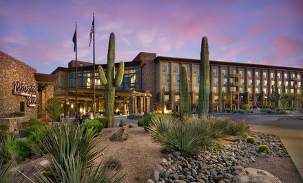 One-Night Stay at Radisson Fort McDowell Resort in Scottsdale, AZ Deals for only $129 instead of $219