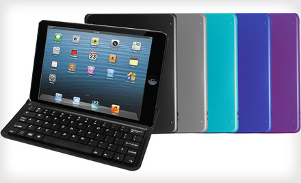 Abilene, TX: $22 for a Bluetooth Keyboard Stand for iPad  ($49.99 List Price). Multiple Options Available. Free Shipping and Returns.