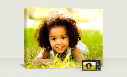 Chicago: Canvas on Demand — Up to 75% Off Wrapped Canvas