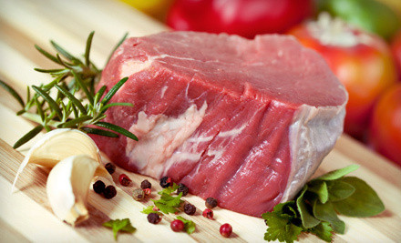Seattle: $15 for $30 Worth of Meats and Seafood at B & E Meats and Seafood