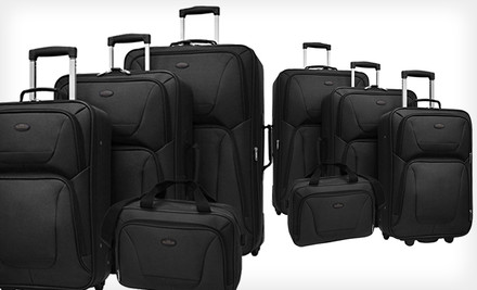 US Traveler St. Michelle Luggage Sets $79 Shipped!