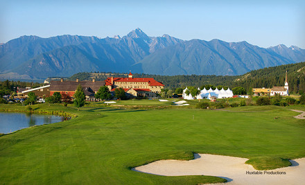 Calgary: One- or Two-Night Stay at St. Eugene Golf Resort Casino in Southeastern British Columbia