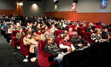Milwaukee: $22 for Movie for Two with Beverages and Pizza at Rosebud Theater (Up to $45.50 Value)