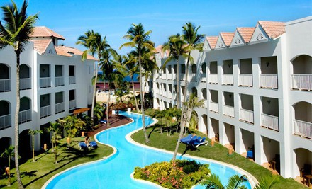 Miami: Three-, Four-, Five-, or Seven-Night All-Inclusive Stay at Hotel Be Live Grand Punta Cana in the Dominican Republic