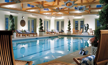 Boston: One-Night Stay with Spa or Golf Voucher at The Inns at Equinox in Manchester Village, VT