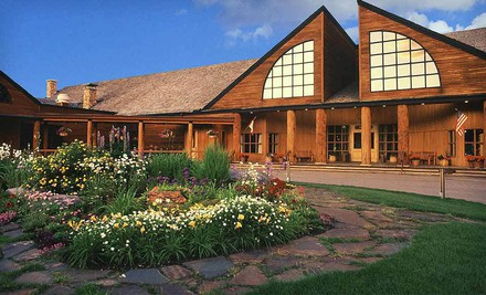 Billings: One- or Three-Night Stay at Grouse Mountain Lodge in Whitefish, MT