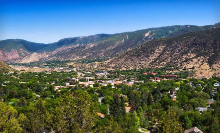Denver: One- or Two-Night Stay at Glenwood Suites in Glenwood Springs, CO