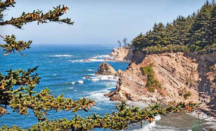 Portland: Two-Night Stay at The Ashley Inn of Tillamook in Tillamook, OR