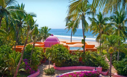 Phoenix: Four-, Five-, or Seven-Night Stay at Las Alamandas in Jalisco, Mexico