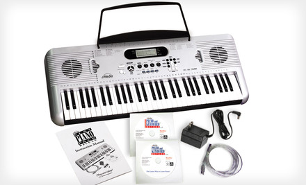 $114.99 for eMedia Play Piano Pack Deluxe with Keyboard. Free Shipping and Free Returns