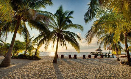 Miami: Three-, Four-, Five-Night Cabana Stay at Singing Sands in Placencia, Belize
