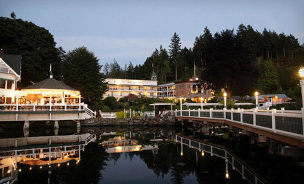 Seattle: Two-Night Stay at Roche Harbor Resort in San Juan Island, WA
