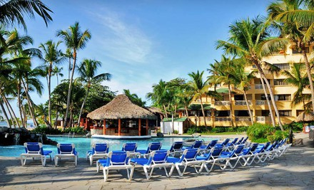 Miami: Three-, Four-, Five-, or Seven-Night All-Inclusive Stay at Coral Costa Caribe in the Dominican Republic