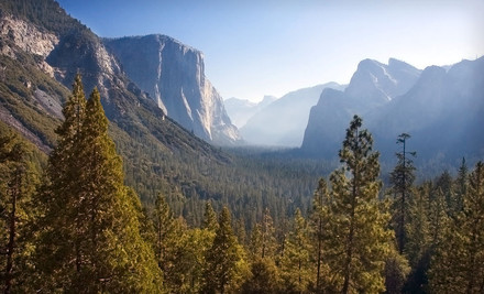 Eugene: Two-Night Cabin Stay at Yosemite Pines near Yosemite National Park