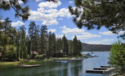 Los Angeles: Two-Night Stay at Big Bear Lake Mallard Bay Resort in Big Bear Lake, CA