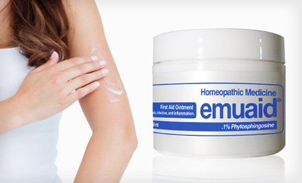 $23.99 for Emuaid All-Natural  First-Aid Ointment. Free Shipping