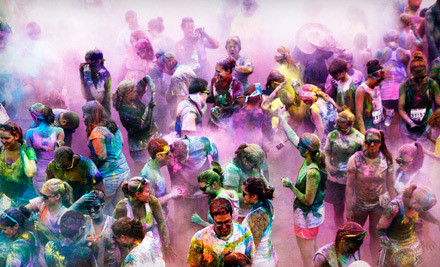 Seattle: $24.99 for the Color Me Rad 5K Run at West Lake Sammamish Parkway on Saturday, August 10 (Up to $40 Value)