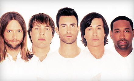 Denver: $20 for Honda Civic Tour Presents Maroon 5 at Fiddler's Green Amphitheatre on September 24 (Up to $39 Value)