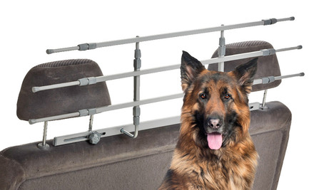 $39.99 for a PetEgo K9 Keeper Safety Barrier. Free Shipping and Free Returns